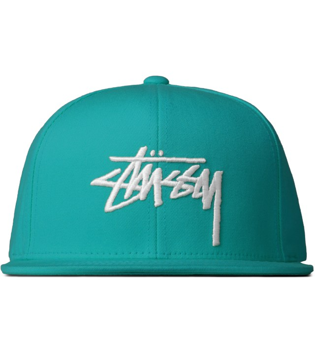 Turquoise Stock Hawaii Cap