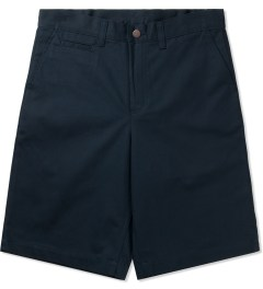 FTC Navy Chino Shorts Picutre