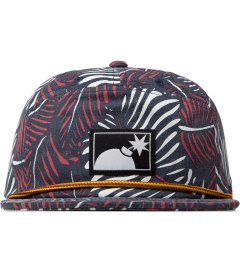 The Hundreds Navy Case Snapback Cap Picutre