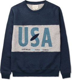BWGH Navy USA SW Sweater Picutre