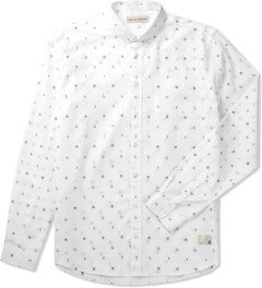 Libertine-Libertine White/Black Hunter Shirt Picutre