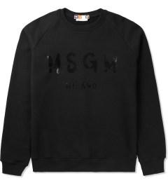 MSGM Black MSGM Sweater Picutre