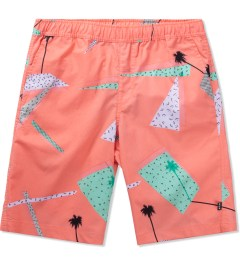 HUF Peach 1986 Easy Shorts Picutre