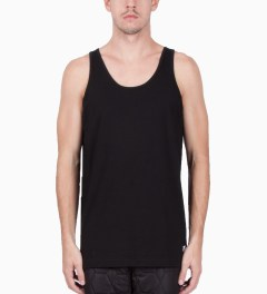 Stampd Black Gods Tank Top Model Picutre