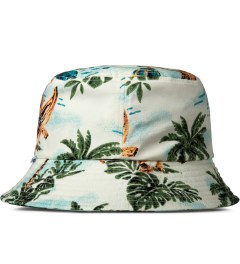 Liful Ivory Hawaiian Life Bucket Hat Picutre