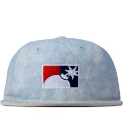 The Hundreds Off White  Hill Snapback Picutre