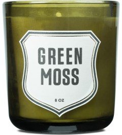 IZOLA Green Moss Candle Picutre