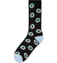 Odd Future Black Donut All Over Socks Picutre
