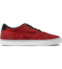 HUF Red/Black Galaxy Shoes Picutre