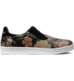 Gourmet Flower Black/White Cinque 2 Low SP Shoes Picutre