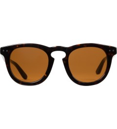 Stussy Dark Tortoise / Brown Luigi Sunglasses Picutre