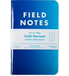 Field Notes Cold Horizon Limited Edition Picutre