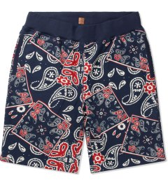UNYFORME Navy Ceremony Shorts Picutre