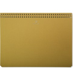 POSTALCO School Bus Yellow Pingraph A5 Notebook Picutre