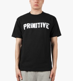 Primitive Black Honor T-Shirt Model Picutre