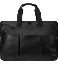 Focused Space Black The Mainframe 600D Travel Bag Picutre