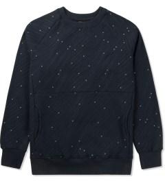 Publish Navy Irons Crewneck Sweater Picutre