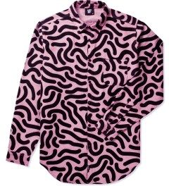 Lazy Oaf Coral Worm Farm L/S Shirt Picutre