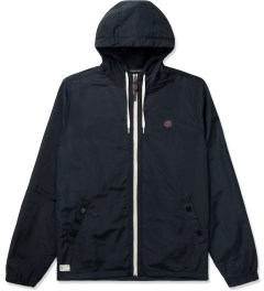 Marshall Artist Navy Lined Wind Cheater Jacket Picutre