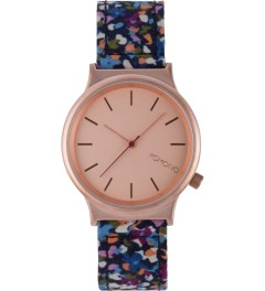 KOMONO French Garden Wizard Print Watch Picutre
