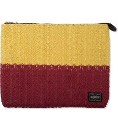 PHEONOMENON Red/Blue/Yellow PHENOMENON x Porter Pouch Picutre
