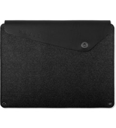 "MUJJO Black 15"" Macbook Pro Retina Sleeve Picutre"