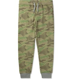 Play Cloths Sage Green Ecotone Sweatpants Picutre