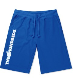The Hundreds Blue Bars Sweat Short Picutre