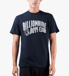 Billionaire Boys Club Peacoat S/S Classic Arch T-Shirt Model Picutre