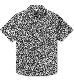 HUF Black/White Skull S/S Woven Shirt Picutre