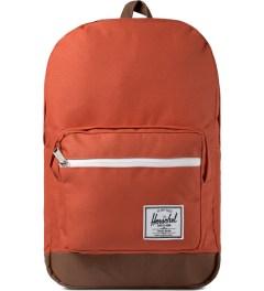 Herschel Supply Co. Orange Pop Quiz Backpack Picutre