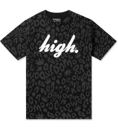 Odd Future Black Domo High Flash T-Shirt Picutre