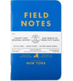 Field Notes New York County Fair Picutre