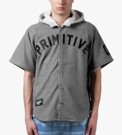 Primitive Charcoal OG Team Jersey Model Picutre