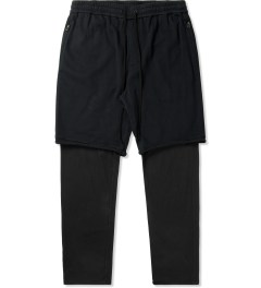 3.1 Phillip Lim Midnight Under Combo Layer Hybrid Lounge Pants Picutre