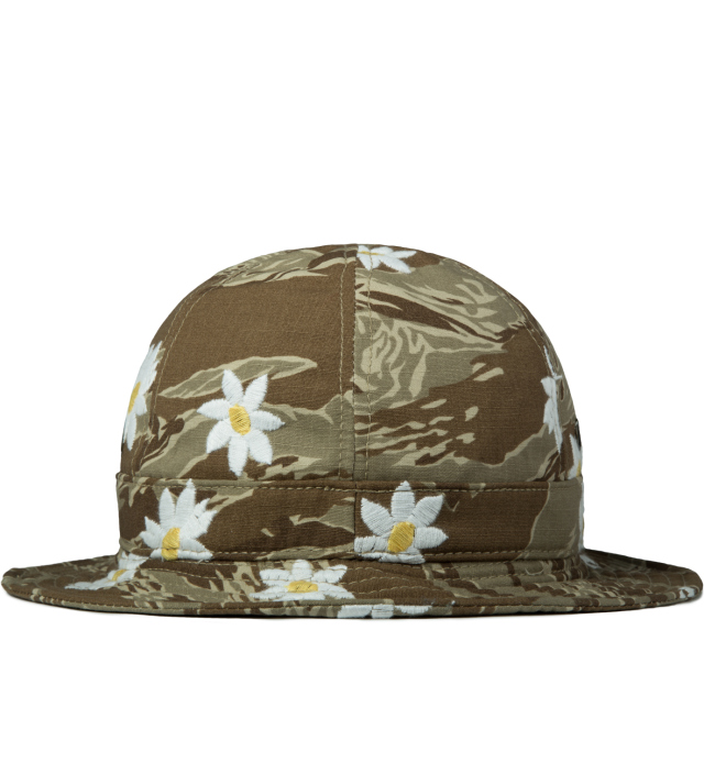 Daisy Tiger Camo Bucket Hat