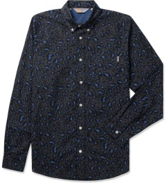 Carhartt WORK IN PROGRESS Eclipse Rigid L/S Rocha Shirt Picutre