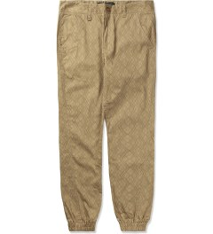 Publish Khaki Clover Middle Eastern Inspired Pants Picutre