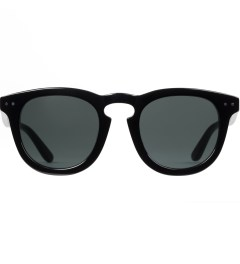 Stussy Black/Dark Grey Luigi Sunglasses Picutre