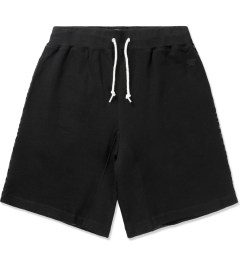 Hall of Fame Black Tiger Tech Shorts Picutre