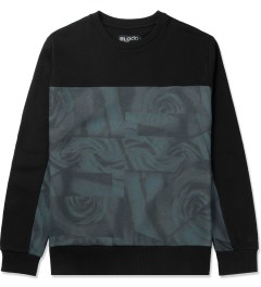 Blood Brother Black Rose Sweater Picutre
