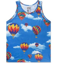 Odd Future Blue Hot Air Balloon Tank Top Picutre