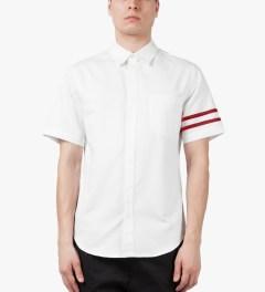 COURTESY OF White The Osaka S/S Shirt Picutre