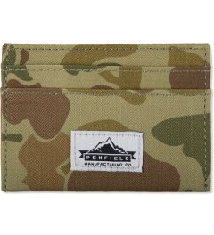 Penfield Duck Camo Fowler Card Holder Picutre