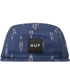 HUF Slate Ikat Volley 5 Panel Cap Picutre