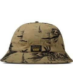 10.Deep Khaki J.Evans Bucket Hat Picutre