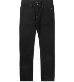 The Hundreds Black Temple Skinny Fit Denim Jeans Picutre