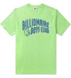 Billionaire Boys Club Paradise Green/Blue S/S Classic Arch Logo T-Shirt Picutre