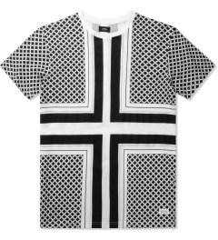 Stampd White Geoprint T-Shirt Picutre