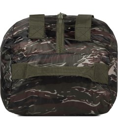 Herschel Supply Co. Tiger Camo/Army Packable Journey Bag Model Picutre